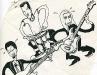 Blubinos cartoon